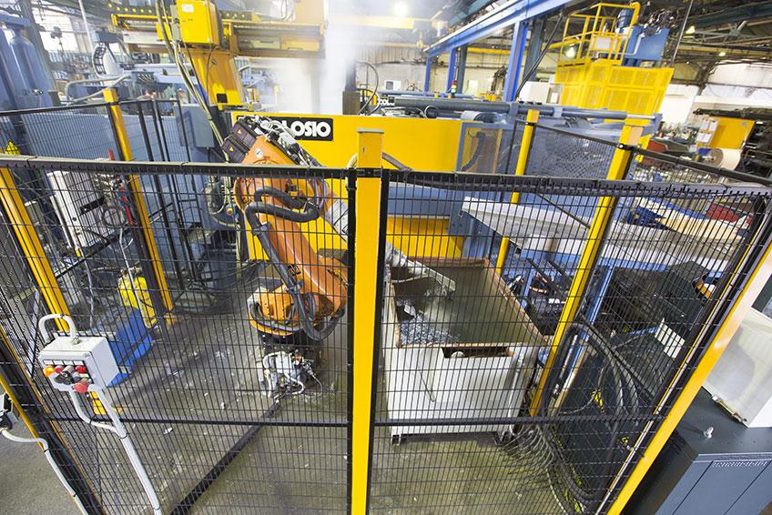 JHL Colosio 750 Tonne