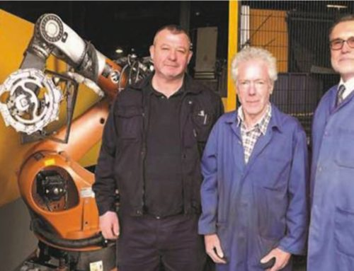 50 Years Service at JHL