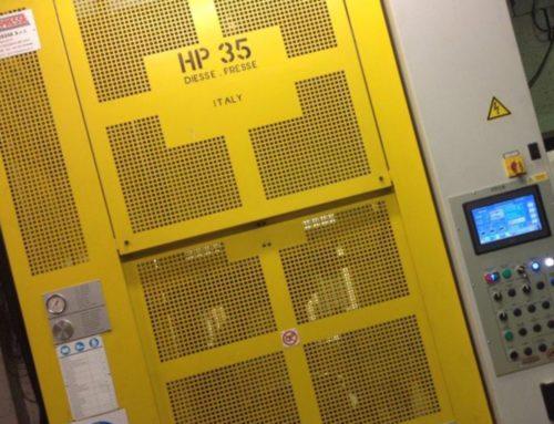 Installation of 2 New Diesse Presses
