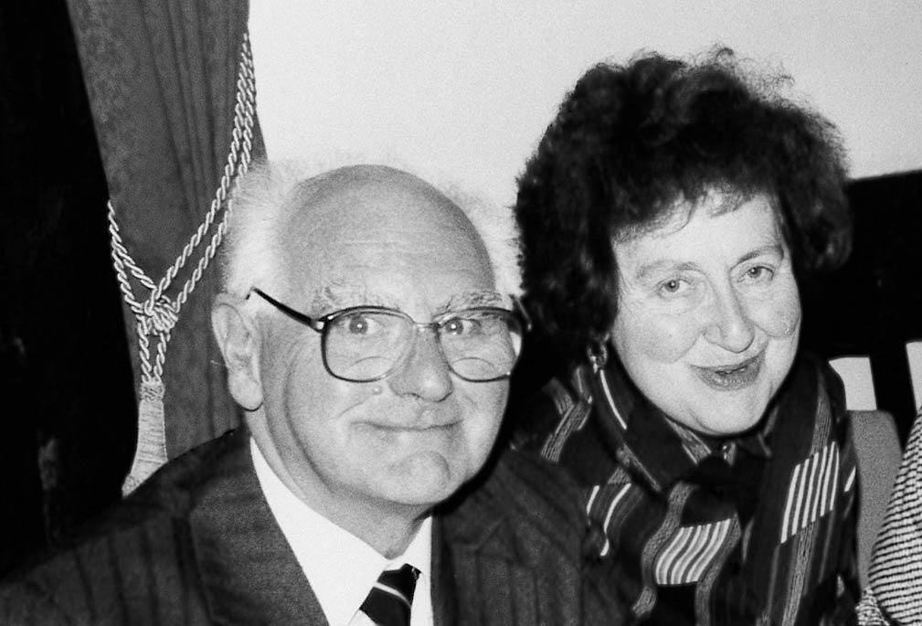 Alan Lavender & Nancy Lavender 1980's