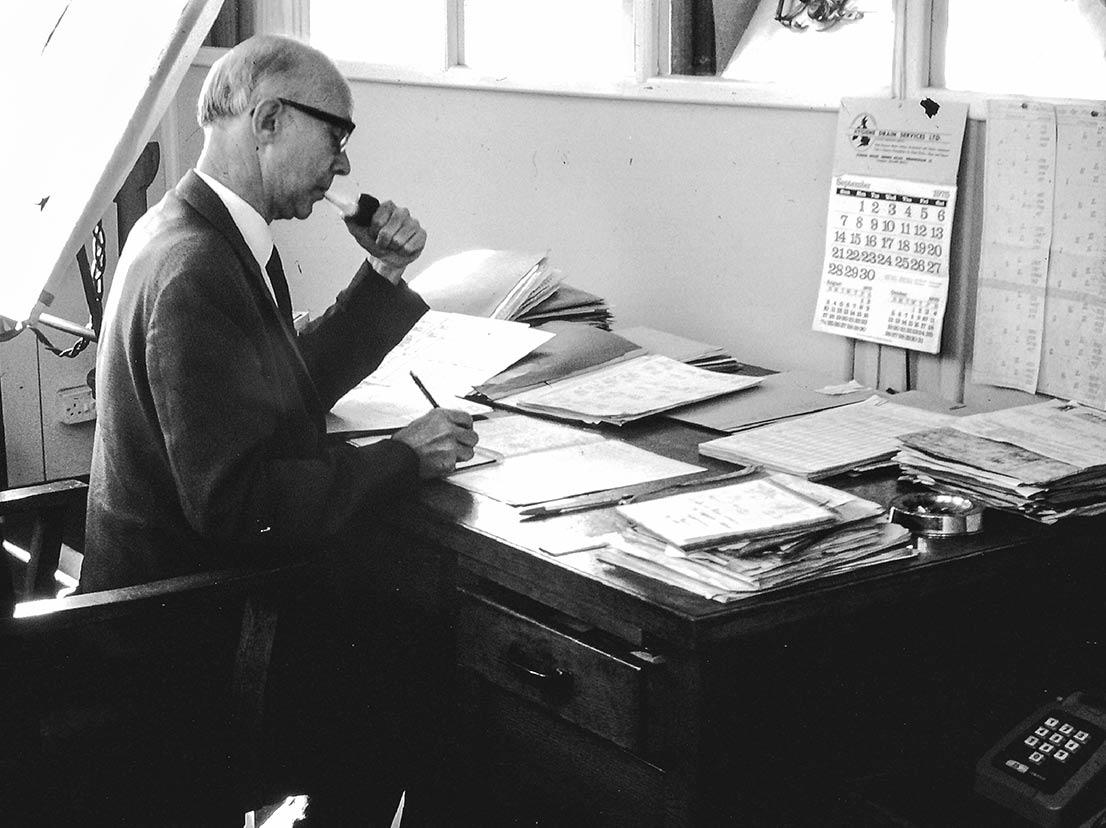 Malcolm Milner - Technical Director 1970's